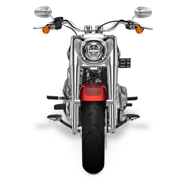 2018 Harley-Davidson Fat Boy®107 in Athens, Ohio