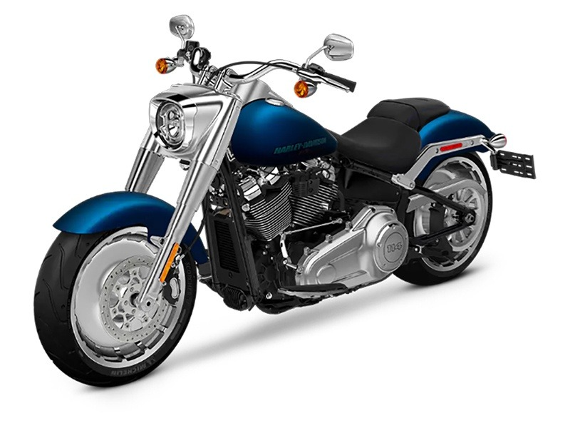 2018 Harley-Davidson 115th Anniversary Fat Boy® 114 in Frederick, Maryland