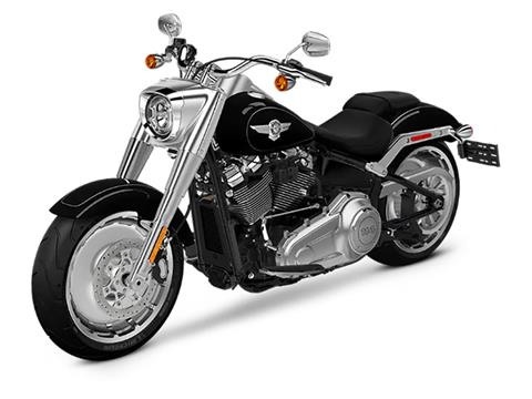 2018 Harley-Davidson Fat Boy®114 in Broadalbin, New York