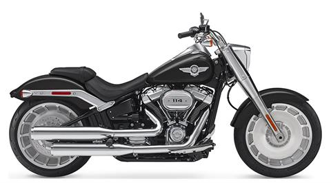 2018 Harley-Davidson Fat Boy® 114 in Plainfield, Indiana