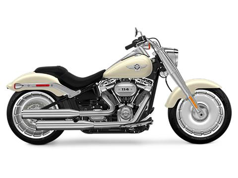 2018 Harley-Davidson Fat Boy®114 in Carroll, Ohio