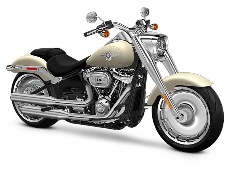 2018 Harley-Davidson Fat Boy®114 in Forsyth, Illinois