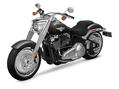 2018 Harley-Davidson Fat Boy®114 in New York Mills, New York