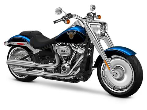 2018 Harley-Davidson 115th Anniversary Fat Boy®114 in Pataskala, Ohio