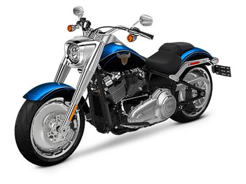 2018 Harley-Davidson 115th Anniversary Fat Boy®114 in Junction City, Kansas