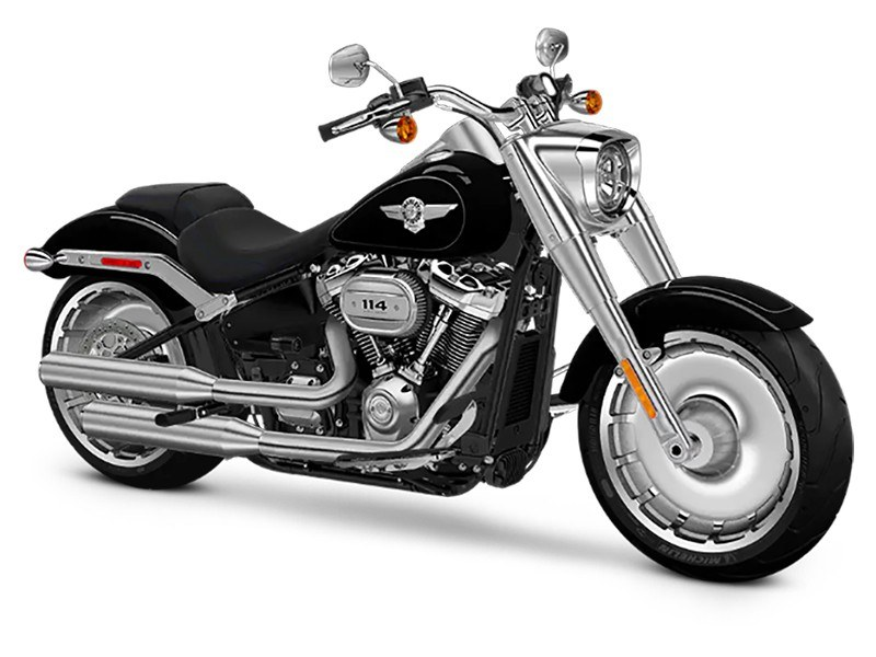 2018 Harley-Davidson Fat Boy® 114 in Valparaiso, Indiana