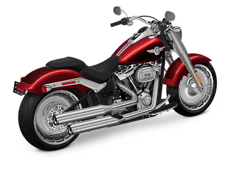 2018 Harley-Davidson Fat Boy®114 in Gaithersburg, Maryland