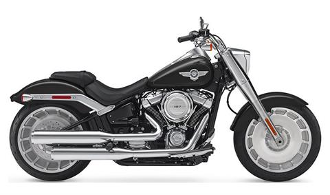2018 Harley-Davidson Fat Boy® 107 in Beaver Dam, Wisconsin