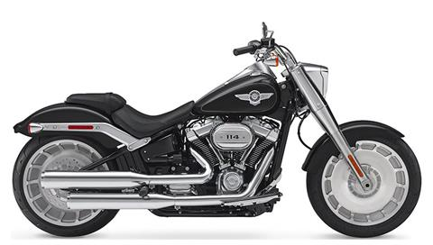 2018 Harley-Davidson Fat Boy® 114 in Erie, Pennsylvania