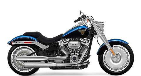 2018 Harley-Davidson Fat Boy® 114 in Davenport, Iowa