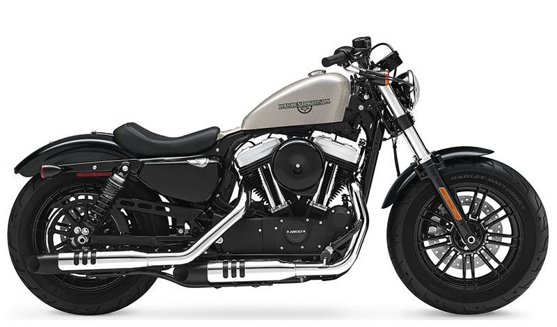 2018 Harley-Davidson Forty-Eight® in Omaha, Nebraska - Photo 1