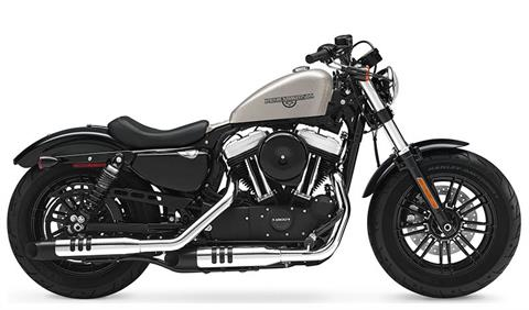 2018 Harley-Davidson Forty-Eight® in Mauston, Wisconsin - Photo 1