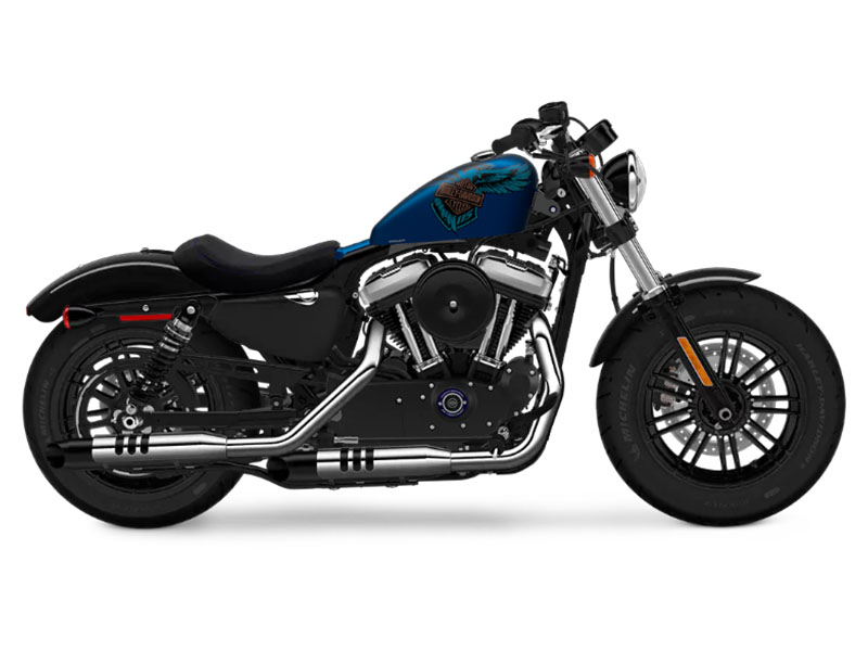 2018 Harley-Davidson 115th Anniversary Forty-Eight® in Omaha, Nebraska