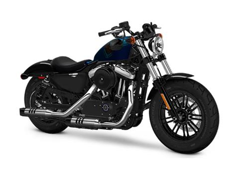 2018 Harley-Davidson 115th Anniversary Forty-Eight® in Erie, Pennsylvania