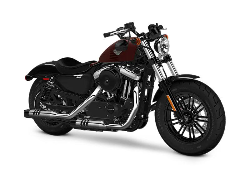2018 Harley-Davidson Forty-Eight® in Sunbury, Ohio