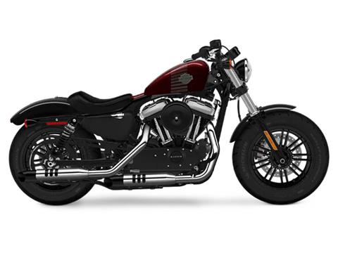 2018 Harley-Davidson Forty-Eight® in Mentor, Ohio