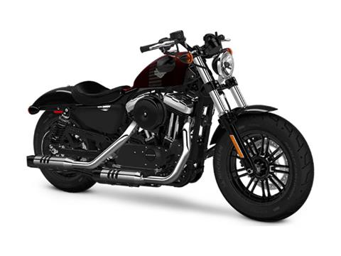 2018 Harley-Davidson Forty-Eight® in Mauston, Wisconsin - Photo 3