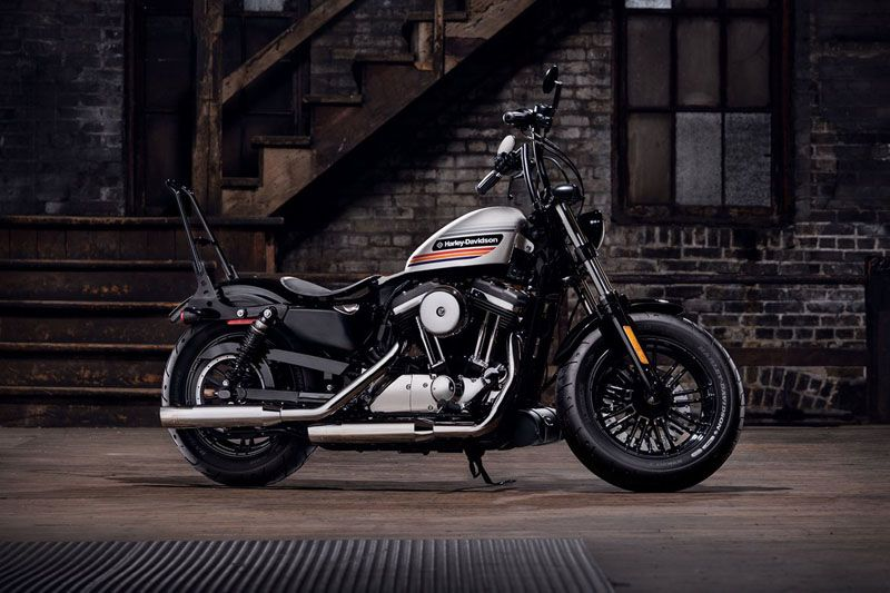 2018 Harley-Davidson Forty-Eight® Special in Hermon, Maine