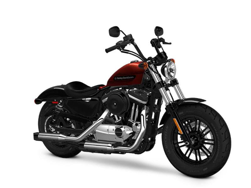 2018 Harley-Davidson Forty-Eight® Special in Pataskala, Ohio