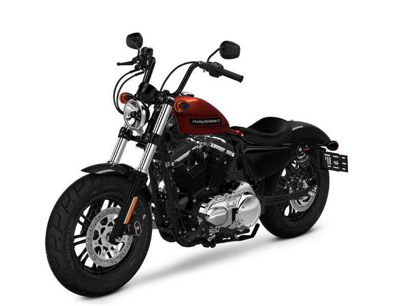 2018 Harley-Davidson Forty-Eight® Special in Broadalbin, New York