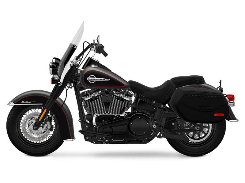 2018 Harley-Davidson Heritage Softail® Classic 107 in Branford, Connecticut