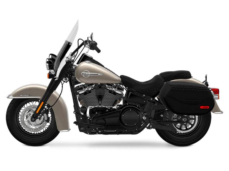 2018 Harley-Davidson Heritage Softail® Classic 107 in Lake Charles, Louisiana