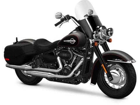 2018 Harley-Davidson Heritage Softail® Classic 114 in Branford, Connecticut