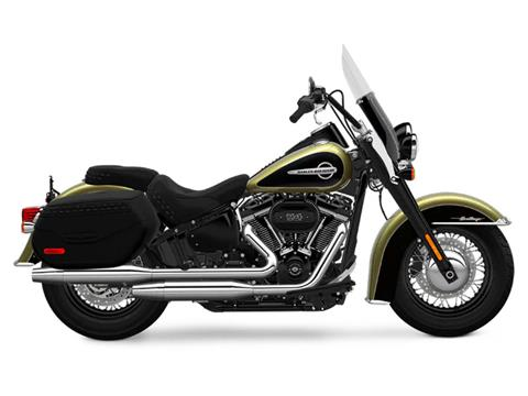 2018 Harley-Davidson Heritage Softail® Classic 114 in Washington, Utah