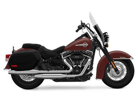 2018 Harley-Davidson Heritage Softail® Classic 114 in Traverse City, Michigan
