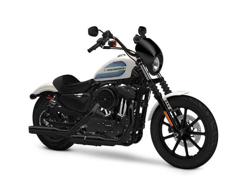 2018 Harley-Davidson Iron 1200™ in Fredericksburg, Virginia - Photo 3
