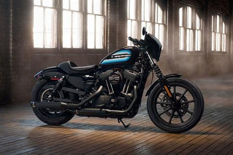 2018 Harley-Davidson Iron 1200™ in Johnstown, Pennsylvania