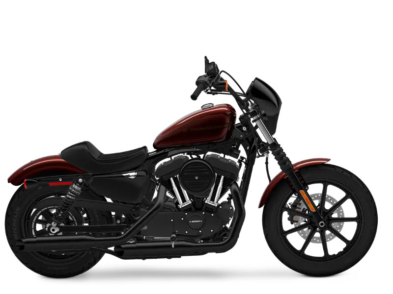 2018 Harley-Davidson Iron 1200™ in Pittsfield, Massachusetts