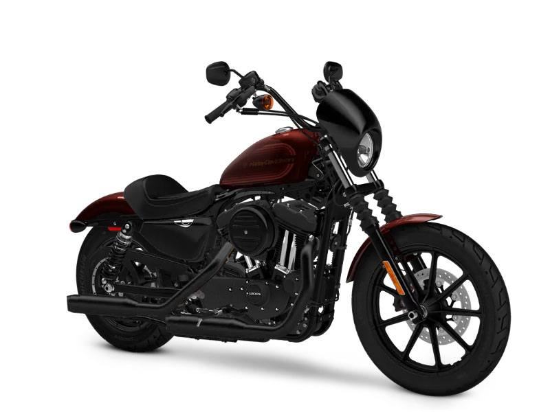 2018 Harley-Davidson Iron 1200™ in Rothschild, Wisconsin