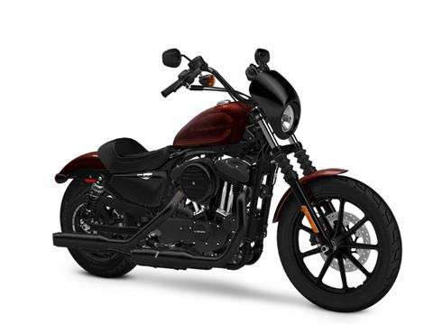 2018 Harley-Davidson Iron 1200™ in Mauston, Wisconsin - Photo 3