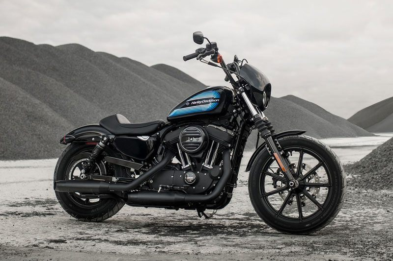 2018 Harley-Davidson Iron 1200™ in South Charleston, West Virginia - Photo 9
