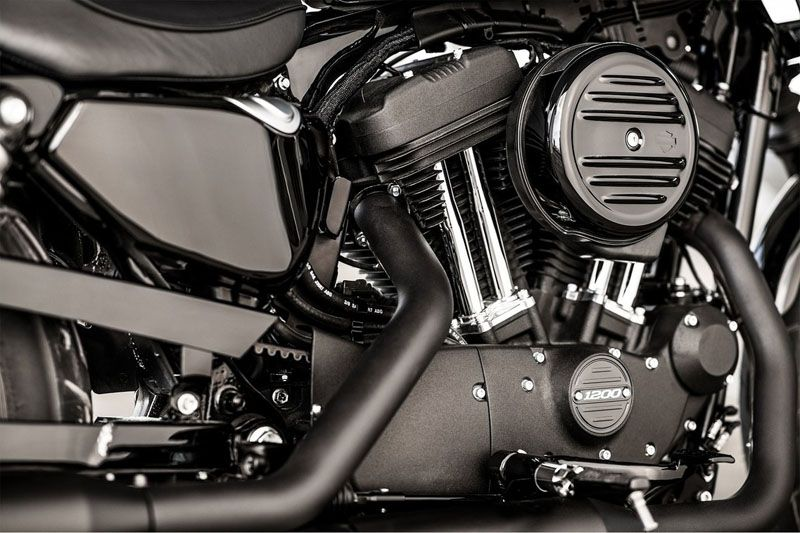 2018 Harley-Davidson Iron 1200™ in Dubuque, Iowa - Photo 12