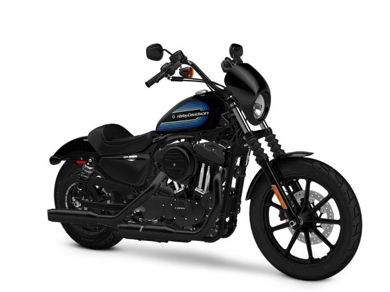 2018 Harley-Davidson Iron 1200™ in Augusta, Maine
