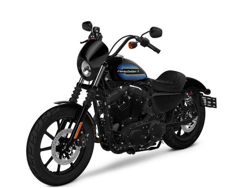 2018 Harley-Davidson Iron 1200™ in Traverse City, Michigan