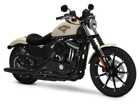 2018 Harley Davidson Iron 883TM In Pittsfield Massachusetts