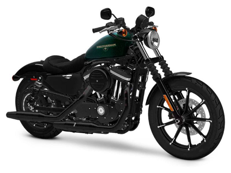 2018 Harley-Davidson Iron 883™ in Mentor, Ohio