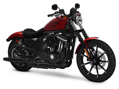 2018 Harley-Davidson Iron 883™ in Augusta, Maine
