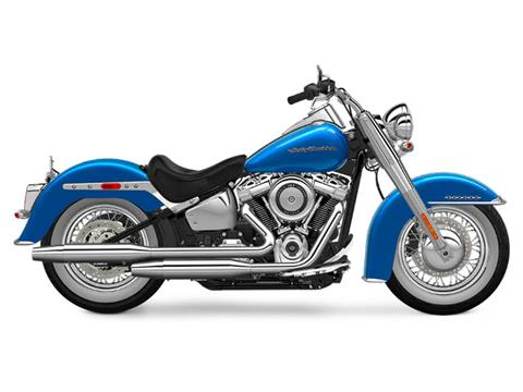 2018 Harley-Davidson Softail® Deluxe 107 in Carroll, Ohio