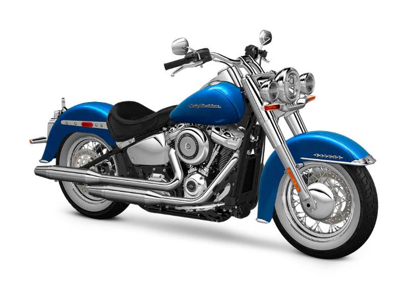 2018 Harley-Davidson Softail® Deluxe 107 in Waterford, Michigan