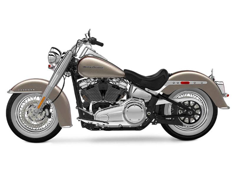 2018 Harley-Davidson Softail® Deluxe 107 in Greensburg, Pennsylvania