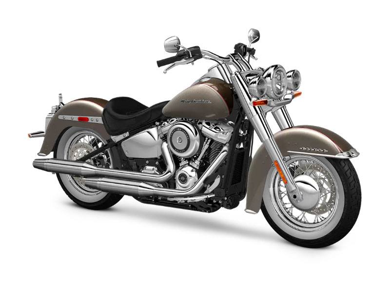 2018 Harley-Davidson Softail® Deluxe 107 in Branford, Connecticut
