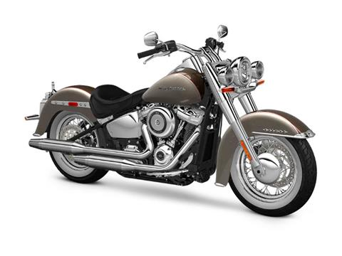 2018 Harley-Davidson Softail® Deluxe 107 in Augusta, Maine - Photo 3