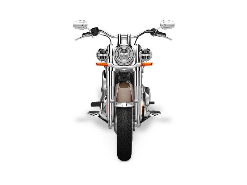 2018 Harley-Davidson Softail® Deluxe 107 in Augusta, Maine - Photo 5