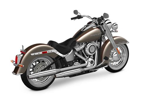 2018 Harley-Davidson Softail® Deluxe 107 in Augusta, Maine - Photo 6