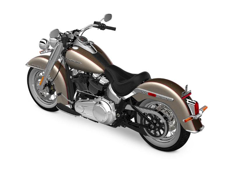 2018 Harley-Davidson Softail® Deluxe 107 in Augusta, Maine - Photo 7