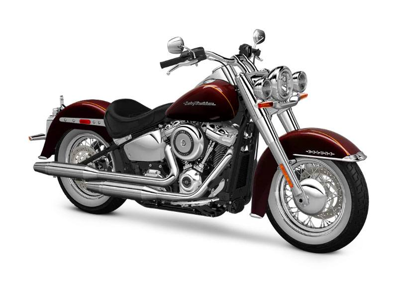2018 Harley-Davidson Softail® Deluxe 107 in Lakewood, New Jersey